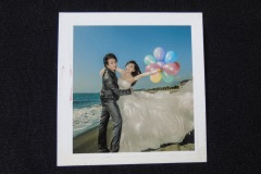 BRIDAL PHOTO CARDS<p>  These cards serve as souvenirs for the guests attending a  wedding feast and are included in an expensive package of  bridal photography.</p>